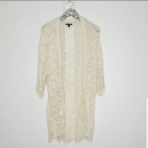 American Eagle Outfitters | knitted open cardigan